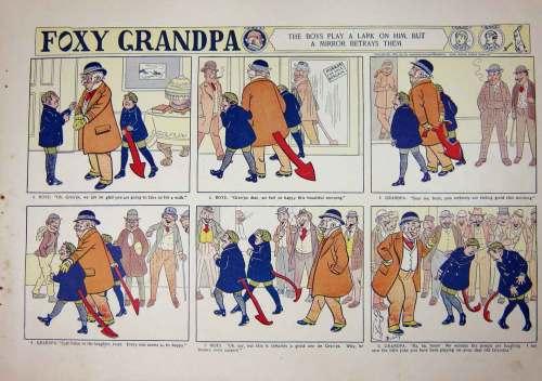 Foxy Grandpa1