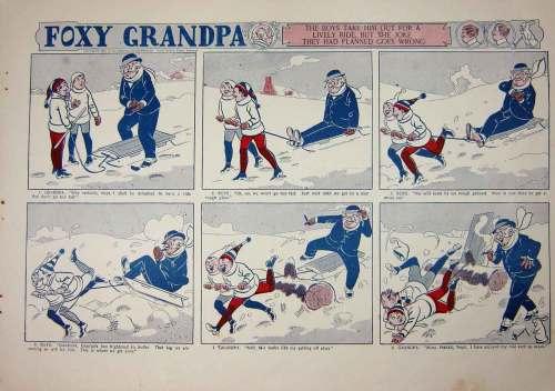 Foxy Grandpa2