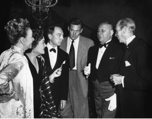 Anna-Q-Nilsson-Gloria-Swanson-Buster-Keaton-William-Holden-Eric-von-Stroheim-Harry-Warner-Sunset-Boulevard-1950