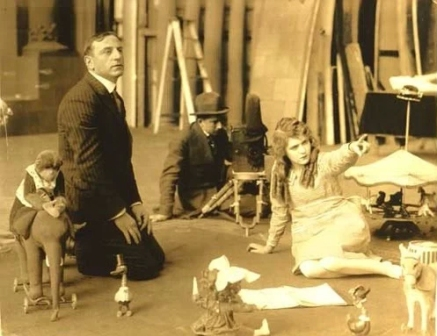 maurice tourneur y mary pickford