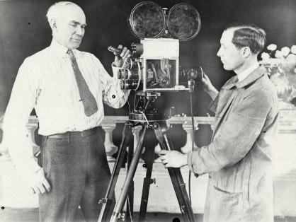 leedeforest phonofilm