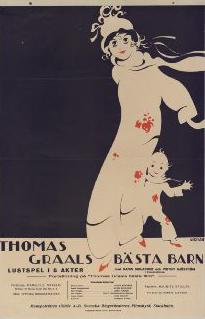 Thomas Graals bästa barn (1918) Filmografinr 1918/08