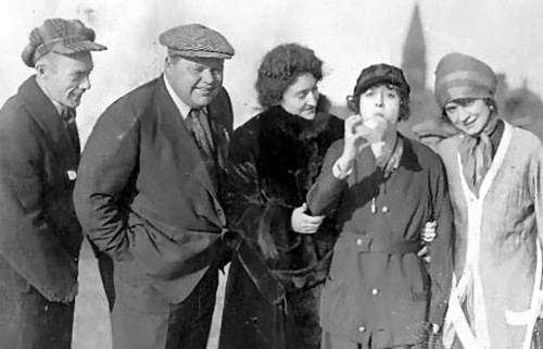 roscoe arbuckle mabel normand al st john