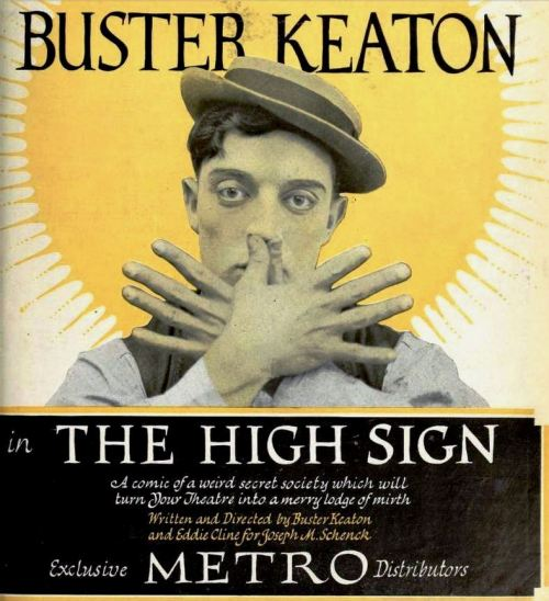 The_High_Sign_(1921)_-_Ad_1