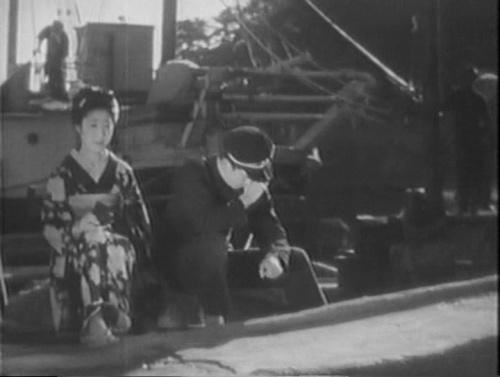 Dancing girl of Izu (1)