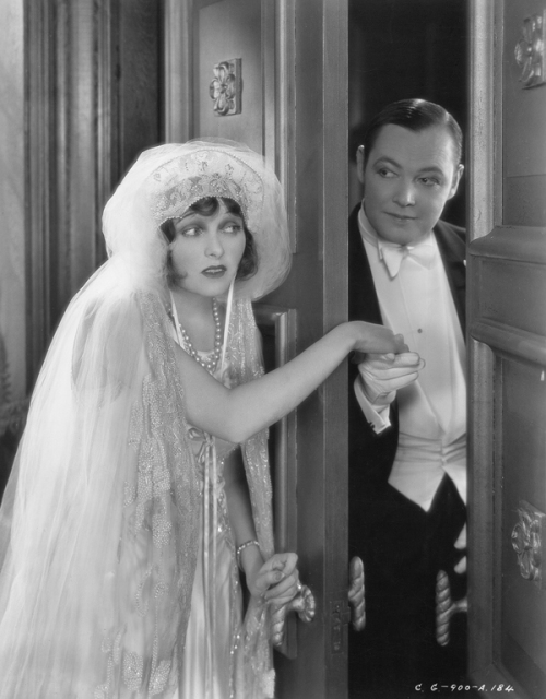 The Garden of Eden (1928) Directed by Lewis Milestone Shown from left: Corinne Griffith, Charles Ray
