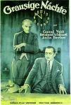 Historias Tenebrosas (Unheimliche Geschichten, 1919) de Richard Oswald – conrad veidt – cartelposter
